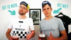 Nico Dierickx van Radio Stelvio is de speaker voor de bebike awards, de beste fietswinkel van belgië